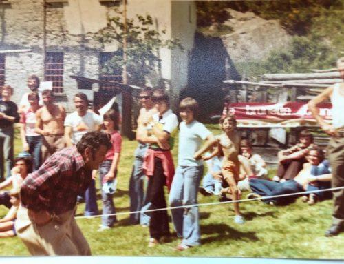 Festa di Giova, 1978